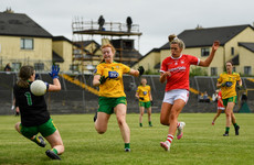 Defending champions Cork come out on top of goal-fest and book Division 1 league final spot