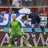 Finland beat Denmark on night when Christian Eriksen is hospitalised
