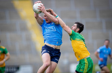 Dublin and Kerry will share this year's league title after Dessie Farrell's team beat Donegal