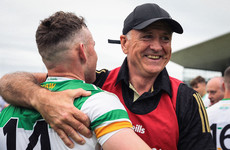 Maughan: Offaly would have gladly played Division 3 final next week