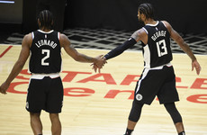 Kawhi Leonard and Paul George lead the way as Clippers revive playoff bid