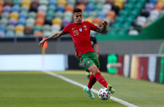 Portugal send for Dalot after Covid rules Cancelo out of Euro 2020