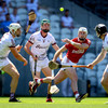 Galway crowned Division 1A league winners after second-half revival defeats Cork