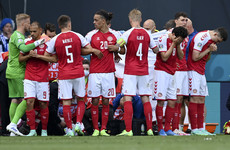 'Everyone agreed on playing' - Denmark manager explains decision to resume Finland match