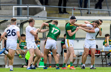 Andy McEntee claims Meath player was 'spat on in the face' during defeat to Kildare