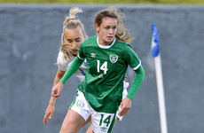 First Ireland goal was 'a long time coming' for Heather Payne