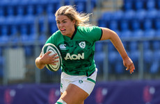 Ireland's Dorothy Wall planning to juggle 7s and 15s commitments