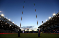 RFU to bring down tackle height from shoulder level to armpit up to U18s
