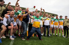 Derry and Offaly to contest Division 3 final in Croke Park