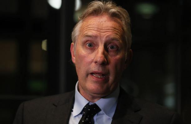 Neige reddition Ian Paisley Noël Pull-Drôle de la politique irlandaise Sweat