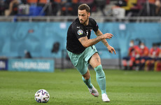 Arnautovic apologises for insulting North Macedonia player