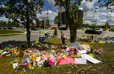 Suspect charged with terrorism for truck attack on Muslim family in Canada