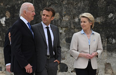 Biden seeks EU support on China, but Europe wants swift end to trade rows
