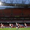 Premier League clubs report first ever revenue drop as Covid restrictions bite