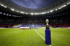 Players and staff among 41 Covid-19 cases recorded at Copa America in Brazil