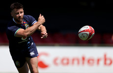 'No one is here to make up the numbers' - Price aiming to make presence felt with Lions