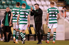 Shamrock Rovers draw Slovan Bratislava in the Champions League qualifiers