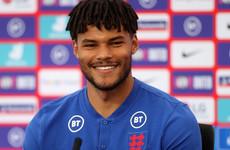 From Eastleigh reject to England starter