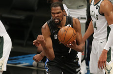 Durant delivers 'signature performance' as Nets rally to beat Bucks