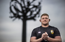 'Four years ago I was 24 and had played very few games of rugby'