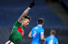 Big setback for Mayo as O'Connor to undergo procedure on Achilles injury