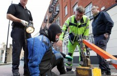 Search for manhole men concludes