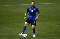 'England are the team that have impressed me most so far' - Bonucci