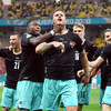 Arnautovic handed one-match ban over 'heated words' directed at Alioski