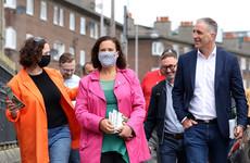Sinn Féin establishes clear lead as Ireland's most popular party – poll