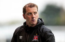 Dundalk confirm return of Vinny Perth to head coach position