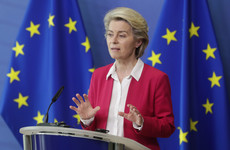 Von der Leyen 'very concerned' over Hungary law banning LGBT 'promotion' to minors