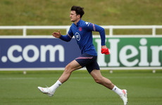 Harry Maguire fit and ready to face Scotland after recovering from ankle injury