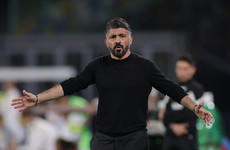 Gattuso poised to quit Fiorentina job after just three weeks - reports