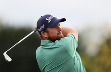 Lowry: 'Give me a really good putting week, and I'll be hopefully there or thereabouts'