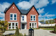 Luxury family homes opposite Malahide Castle starting at €1.15m