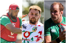 Beirne, Henderson and Conan looking to force way into Lions Test spots