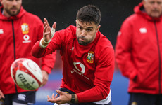 Neil Jenkins: 'I see Conor Murray as a major player for the Lions on this tour'
