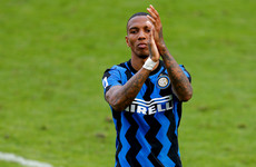 Ashley Young returns to Aston Villa after leaving Inter Milan