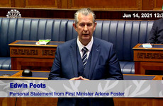 From the ousting of Arlene, to Poots getting the boot - here's the timeline of events