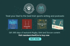 Give your dad the gift he deserves this Father's Day with a membership of The42