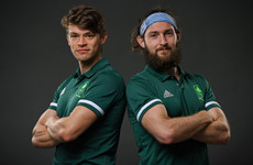 Fintan McCarthy to partner Paul O'Donovan in boat at the Olympic Games