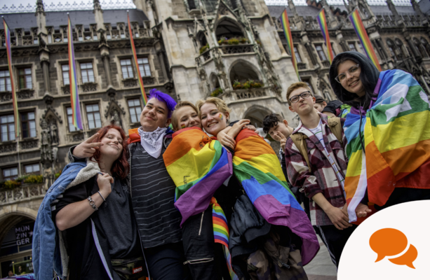 Opinion: It's Pride 2021, let's consider giving greater support to LGBTI+ youth in school