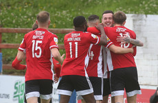 Patching double helps Derry City grab derby win against Finn Harps