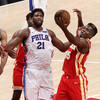 Clippers rally to oust top seeded Jazz, Sixers set stage for game 7