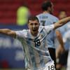 Argentina win tense derby over Uruguay and England-born striker scores Chile winner