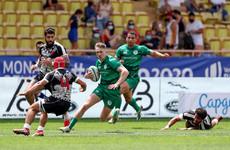 Ireland keep Olympic dream alive at Monaco Sevens repechage