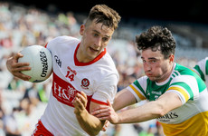 Derry cruise to victory over Offaly as over 2,000 fans watch on in Croke Park