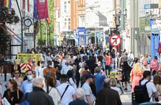 Man taken to hospital after assault on Dublin's Grafton Street
