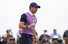 Rory McIlroy roars into contention at US Open