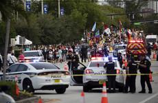 Man dies after pick-up truck hits spectators at Florida Pride parade